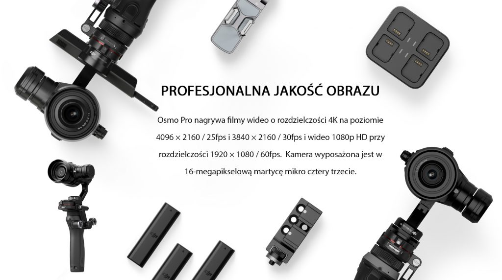 DJI OSMO PRO - X5