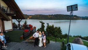 Dron na wesele, dron na ślub